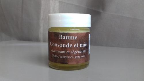 Baume Consoude et miel Sème