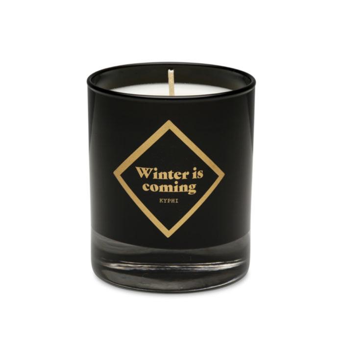 Winter Is Coming Kyphi L'Art Osé