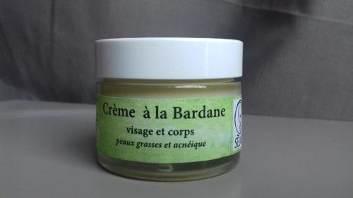 Crème à la Bardane Sème