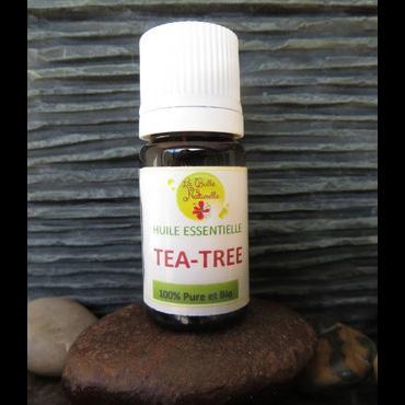 HUILES ESSENTIELLES TEA-TREE La Bulle Naturelle