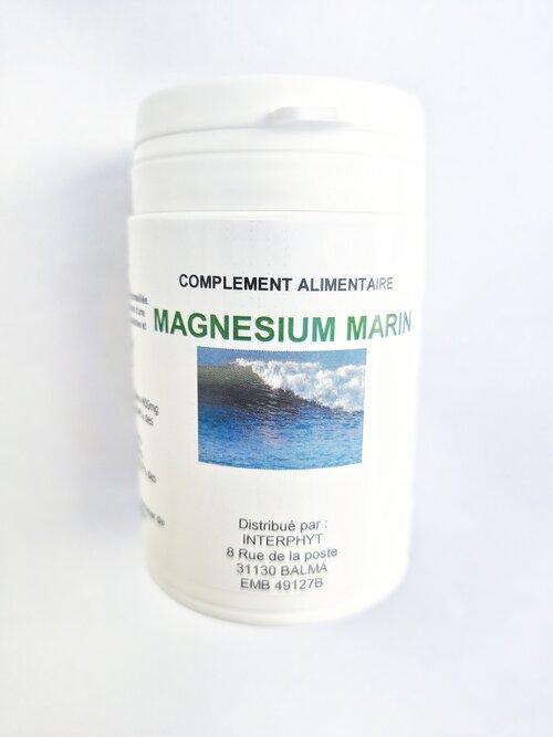 Magnésium Marin Interphyt