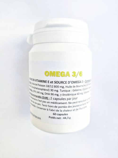 Omega 3/6 Interphyt