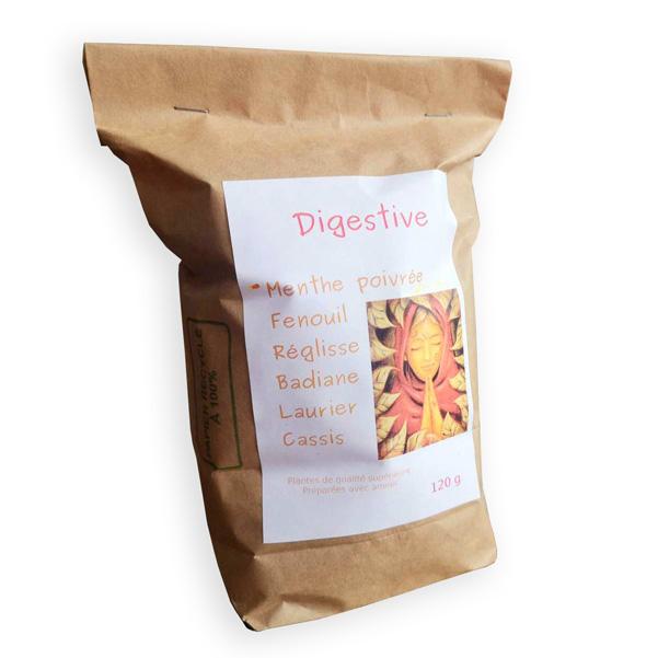 Tisane Digestive Pachamama