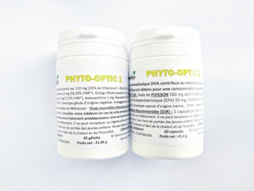 Phyto-Optic 1 et 2 InterPhyt