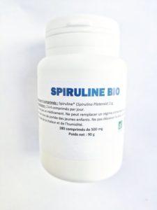 Spiruline bio Interphyt