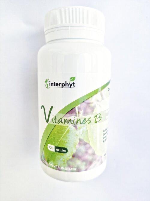 Vitamines B Interphyt