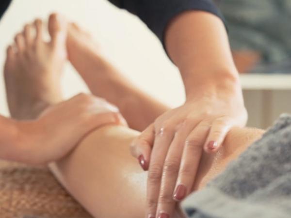 Soins du corps - soin délassant des jambes - les Soins Zen