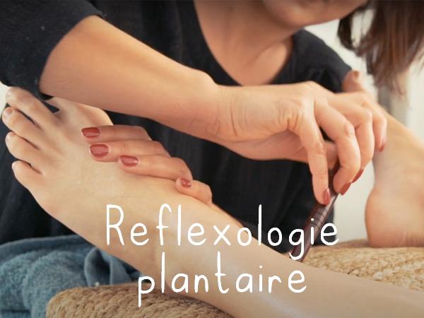 Soins traditionnels - reflexologie plantaire - les Soins Zen