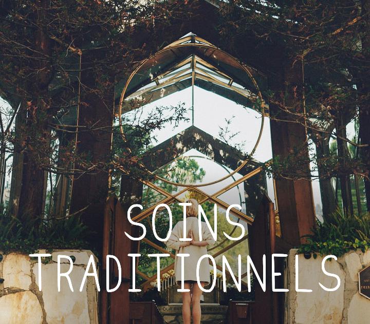 Soins traditionnels - Les Soins Zen